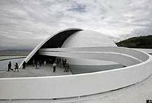1oval 'curve shape building study / by ARCHITECTURE DESIGN RESEARCH