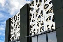 facade pattern 3 / by ARCHITECTURE DESIGN RESEARCH