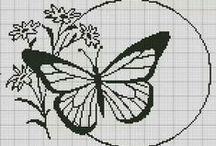 cross stitch / by evelenna mauck