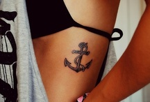 Tattoo } Box / tattoos / by Anica Brauer