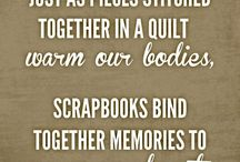 Scrapbookers' genius ideas / some of the best I've found / by Beverly McKee