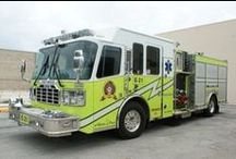 MODERN FIRE APPARATUS / by John Maguire