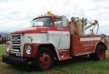 VINTAGE TOW TRUCKS / by John Maguire