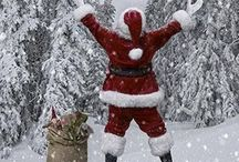 All things Christmas / Bring on the holidays / by : )