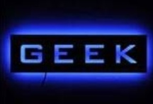 Geeky / by Crystal Caillet