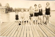 Wisconsin at Play: Summer Camp / Many Wisconsinites have find memories of youthful summers spent at camp. Did you go to summer camp in Wisconsin? Share your adventures (or misadventures) at http://recollectionwisconsin.org/stories / by Recollection Wisconsin