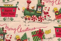 Vintage wrapping papers / by Debbie Bailey Ray