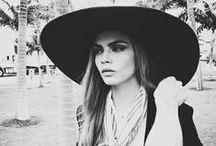 Cara Deɭevingne ╬ / queen cara / by Leire González ☯