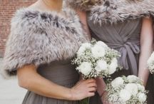 Winter Wonderland / Color Palette / by Mona Moore Events