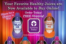 Healthy Giveaways / by Genesis Today