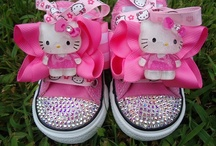 HELLO KITTY♡~ / by Jackie Yount