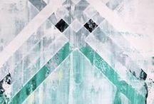 A B S T R A C T  / Abstract art that inspires me.  / by B R I T T N E Y †  C O U N C I L