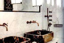 B A T H. I N T E R I O R / Bathroom interiors that I like. / by B R I T T N E Y †  C O U N C I L
