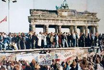 Die Berliner Mauer - The Berlin Wall / by ulrike werner