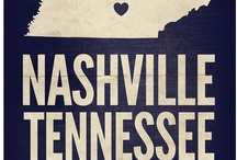 Follow me to Tennessee / by LeAnn Fitzgerald
