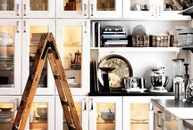 Kitchen/pantry / by Tim Palmer