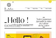 Web | Portfolio / by Caroline Delesalle