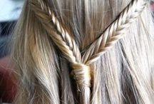 Hair & make up / by Kathleen Kelly