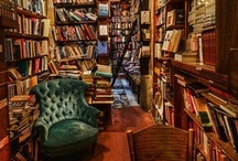 House - libraries  / by Kathleen Kelly