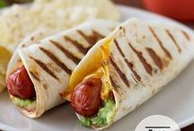 Burgers & Hot Dogs / by Darla Rigdon
