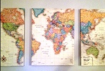 One Way Tickets / One day, I will have visited every place on this board :) / by Anjel Franklin