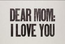 I wanna be just like my mom :) / by Anjel Franklin
