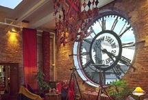 Deco : Clock  / by Veronika 59