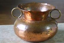 Copper.....tones / by Darla Rigdon