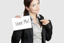 A Hunting We Will Go - Job Hunting That Is! / by Karen Kloibhofer