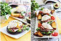 breakfast & brunch / by Kelsea Russo