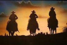 Cowboys & Cowgirls / by Darla Rigdon