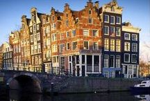 Want to visit Amsterdam / by Darla Rigdon