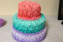 CAKES..MORE CAKE IDEAS.. / by Charlanne Lucas