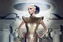"""Daphne Guinness / """"No longer a person, a concept."""" - French philosopher Bernard-Henri Levy, on Daphne Guinness / by Luxury New York"""
