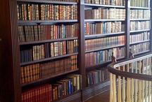 Libraries and books / by AppareLuxury New York