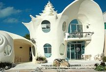 Unusual Structures / Please pin (or 'like') only 10 - 15 of my pins per day - thank you / by Connie Lee