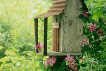 Gardenscapes & Sweet Retreats / Please pin (or 'like') only 10 - 15 of my pins per day - thank you / by Connie Lee