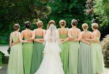 Sophies Green Wedding / by Vikki Harold