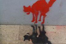 Street Art / by Rene Wanner