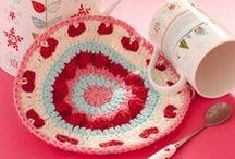 Knitting and Crochet / by Вікторія