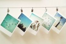 Instant. / Polaroid/ Fuji Instax photography. / by Louise Norris