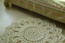 knit & crochet / by Pat Ingeum