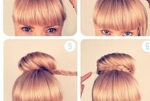 Hair / by Meredith Pantoca