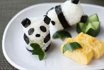 Cute Food / by Alyssa Barcena