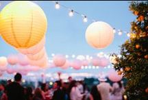 Party and Events / Party ideas from invitation to food.  / by Alyssa Barcena