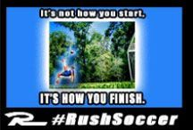 Soccer Inspiration / Inspirational quotes, pictures and articles to help you up your game. / by Rush Soccer