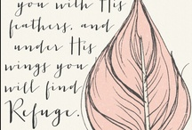 Inspirational Musings / A touch of Inspiration never hurt anyone / by Shelly Michalk-Schumacher