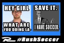Soccer Memes / Funny soccer meme's from around the web, and some created by Rush Soccer! / by Rush Soccer