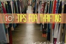 Thrift store SAVVY / by Riley's Treasures of Branson, MO