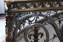 Escaliers / by Scarfiglieri Caroline